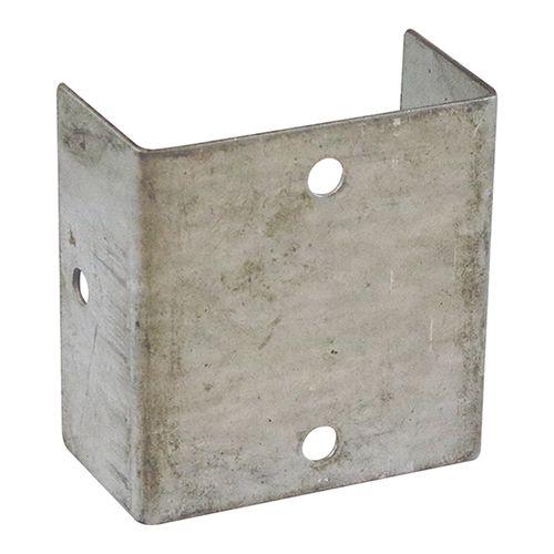 Gravel Board Clips 50mm X 150mm X 30mm Fencing Panels Bracket Fence Garden Post Ebay