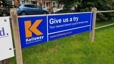 Kellaway Building Supplies supports Broad Plains RFC